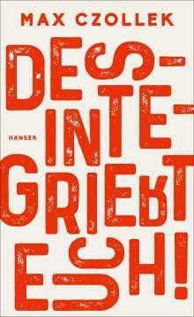 Max Czollek: Desintegriert euch!, Buch
