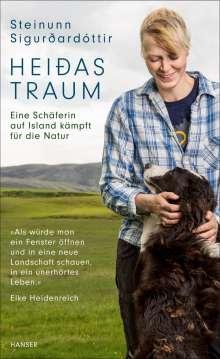 Steinunn Sigurðardóttir: Heidas Traum, Buch