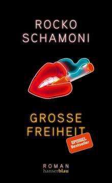 Rocko Schamoni: Große Freiheit, Buch