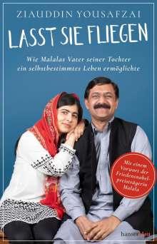 Ziauddin Yousafzai: Lasst sie fliegen, Buch