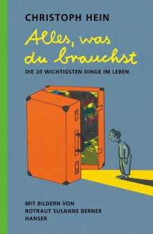 Rotraut Susanne Berner: Alles, was du brauchst, Buch