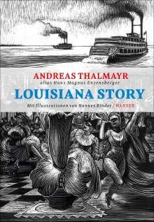 Hans Magnus Enzensberger: Louisiana Story, Buch