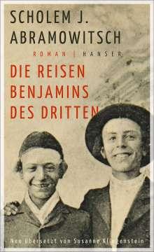 Scholem J. Abramowitsch: Die Reisen Benjamins des Dritten, Buch