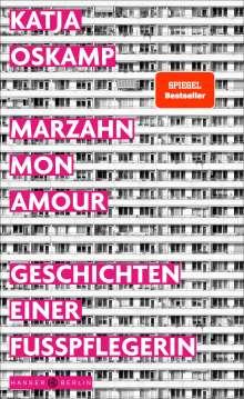 Katja Oskamp: Marzahn, mon amour, Buch