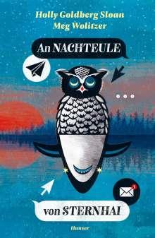 Holly Goldberg Sloan: An Nachteule von Sternhai, Buch