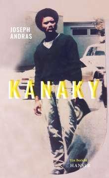 Joseph Andras: Kanaky, Buch