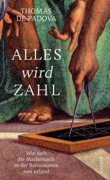 Thomas de Padova: Alles wird Zahl, Buch