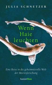 Julia Schnetzer: Wenn Haie leuchten, Buch