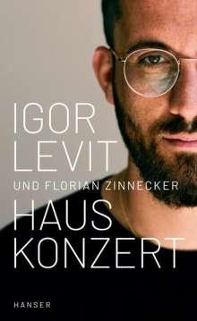 Igor Levit: Hauskonzert, Buch