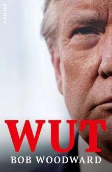 Bob Woodward: Wut, Buch