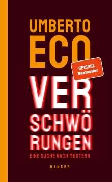 Umberto Eco (1932-2016): Verschwörungen, Buch