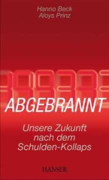 Hanno Beck: Abgebrannt, Buch