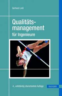 Gerhard Linß: Qualitätsmanagement für Ingenieure, Buch
