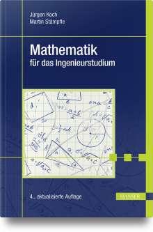 Jürgen Koch: Mathematik für das Ingenieurstudium, Buch