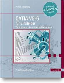Patrick Kornprobst: CATIA V5-6 für Einsteiger, Buch