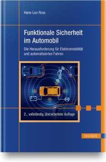 Hans-Leo Ross: Funktionale Sicherheit im Automobil, Buch