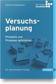 Wilhelm Kleppmann: Versuchsplanung, Buch