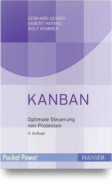 Gerhard Geiger: Kanban, Buch