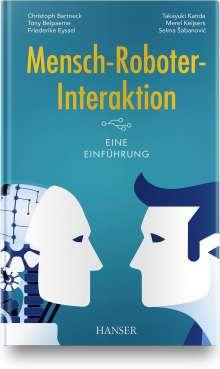 Christoph Bartneck: Mensch-Roboter-Interaktion, Buch