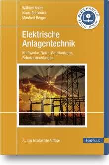 Wilfried Knies: Elektrische Anlagentechnik, Buch