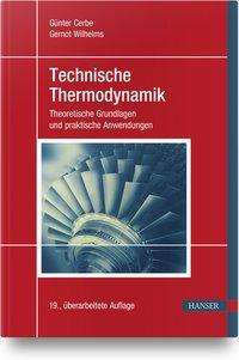 Günter Cerbe: Technische Thermodynamik, Buch