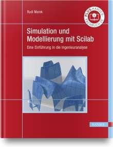Rudi Marek: Simulation und Modellierung mit Scilab, Buch
