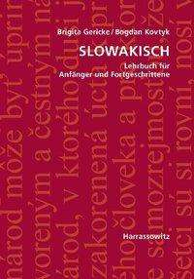 Bogdan Kovtyk: Slowakisch, Buch
