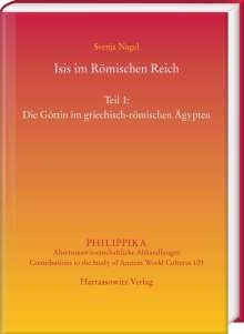Svenja Nagel: Isis im Römischen Reich, Buch