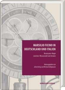 Marsilio Ficino in Deutschland und Italien, Buch