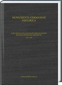 Ulrike Hohensee: Dokumente zur Geschichte des Deutschen Reiches und seiner Verfassung 1362-1365, Buch