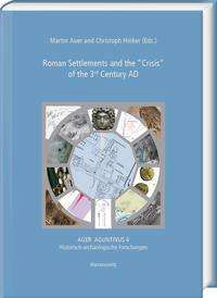 """Roman Settlements and the """"Crisis"""" of the 3rd Century AD, Buch"""
