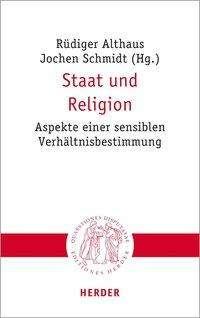 Staat und Religion, Buch