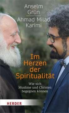 Anselm Grün: Im Herzen der Spiritualität, Buch