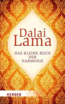 Dalai Lama: Das kleine Buch der Harmonie, Buch