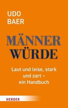 Udo Baer: Männerwürde, Buch