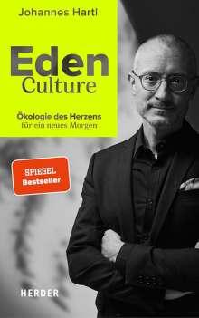 Johannes Hartl: Eden Culture, Buch