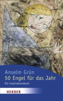 Anselm Grün: 50 Engel für das Jahr, Buch