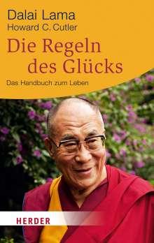 Dalai Lama: Die Regeln des Glücks, Buch