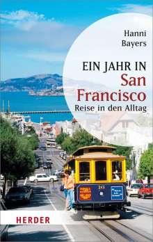 Hanni Bayers: Ein Jahr in San Francisco, Buch