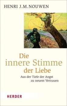 Henri J. M. Nouwen: Die innere Stimme der Liebe, Buch
