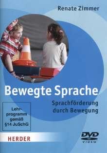 Bewegte Sprache - Sprachförderung durch Bewegung, DVD