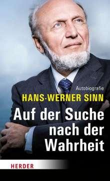 Hans-Werner Sinn: Auf der Suche nach der Wahrheit, Buch