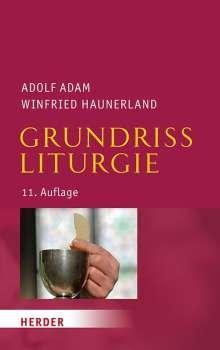 Adolf Adam: Grundriss Liturgie, Buch