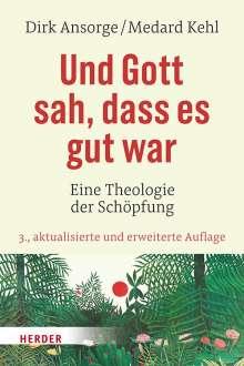 Dirk Ansorge: Und Gott sah, dass es gut war, Buch