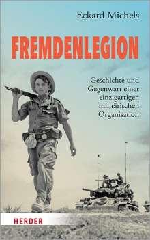Eckard Michels: Fremdenlegion, Buch
