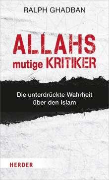 Ralph Ghadban: Allahs mutige Kritiker, Buch