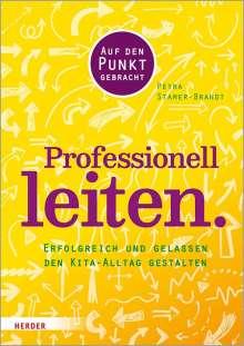 Petra Stamer-Brandt: Professionell leiten., Buch