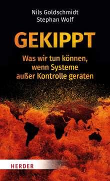 Nils Goldschmidt: Gekippt, Buch