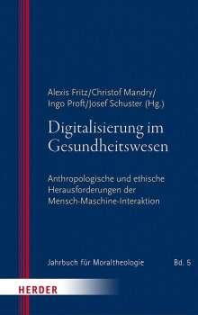 Digitalisierung im Gesundheitswesen, Buch