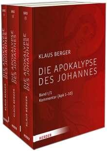 Klaus Berger: Die Apokalypse des Johannes, Buch